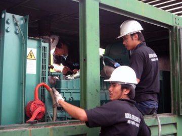 บริการตรวจสอบและบำรุงรักษา Generator