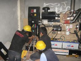 บริการตรวจสอบและบำรุงรักษาจุดตอสาย Generator