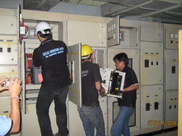 บริการบำรุงรักษาเครื่องกำเนิดไฟฟ้า